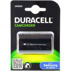 Duracell baterie pro Samsung SC-D363 originál