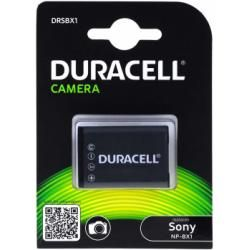 Duracell aku baterie pro Sony Cyber-shot DSC-RX1 950mAh originál