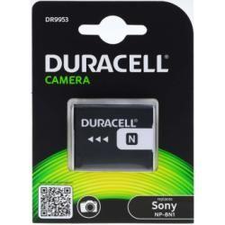 Duracell aku baterie pro Sony Cyber-shot DSC-TX7 originál