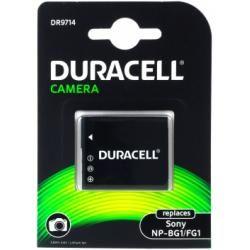 Duracell baterie pro Sony Typ NP-BG1 originál