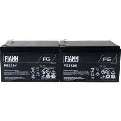 FIAMM náhradní baterie pro APC RBC 6 originál