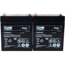 FIAMM náhradní baterie pro APC RBC20 originál