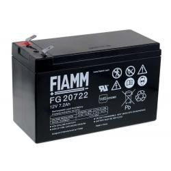 FIAMM náhradní aku baterie pro UPS APC Back-UPS RS 500 originál