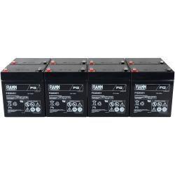 FIAMM náhradní baterie pro UPS APC Smart-UPS XL Modular 3000 Rackmount/Tower originál