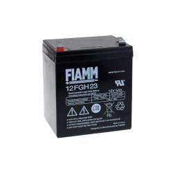 FIAMM olověná baterie 12FGH23 (zvýšený výkon) originál
