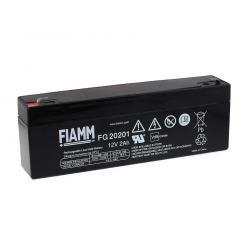 FIAMM olověná baterie FG20201 Vds originál