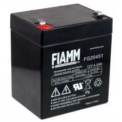 FIAMM olověná baterie FG20451 originál