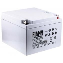 FIAMM olověná baterie FGC22703 ( hluboký cyklus) originál