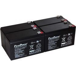 FirstPower náhradní baterie pro UPS APC RBC 24 7Ah 12V originál