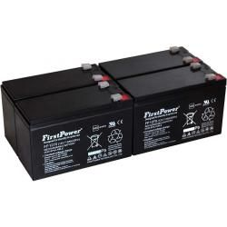 FirstPower náhradní baterie pro UPS APC Smart-UPS SURT1000XLI 7Ah 12V originál