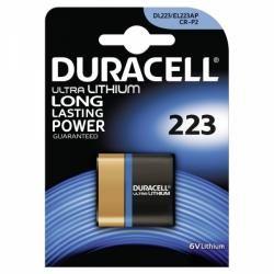 Foto baterie Duracell Ultra M3 Typ CR-P2 1ks balení originál