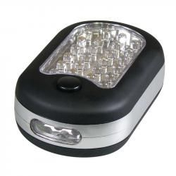 LED svítilna 24+3 diody - na magnet i zavěšení