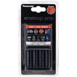 nabíječka Panasonic eneloop BQ-CC55E vč. 4 ks AA eneloop Pro 2500mAh originál