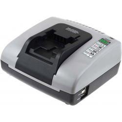 Powery nabíječka s USB pro Black&Decker Typ A1514L-XJ