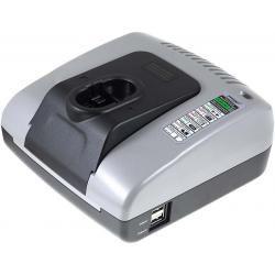 Powery nabíječka s USB pro Bosch hoblík GHO 18V