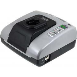 Powery nabíječka s USB pro Dewalt stereofonní soustava DC-010
