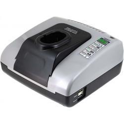 Powery nabíječka s USB pro Makita šroubovák-/Radio-/svítidlon-Set Master-Line 6336DWDRE