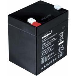 Powery náhradní baterie pro APC Back-UPS ES500