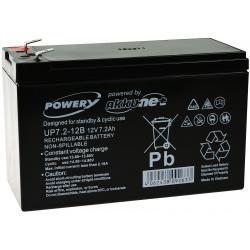 Powery náhradní baterie pro UPS APC Back-UPS BK500EI