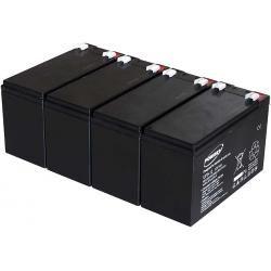 Powery náhradní baterie pro UPS APC RBC 24 9Ah 12V originál