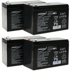 Powery náhradní baterie pro UPS APC Smart-UPS RT 2000 RM