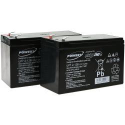 Powery náhradní baterie pro UPS APC Smart-UPS SC 1000 - 2U Rackmount/Tower