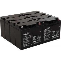 Powery náhradní baterie pro UPS APC Smart-UPS SUA5000RMI5U 20Ah (nahrazuje také 18Ah)