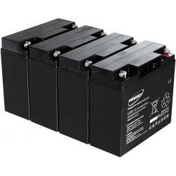 Powery náhradní aku baterie pro YUASA NP18-12 20Ah (nahrazuje také 18Ah)