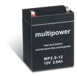 Powery olověná baterie (multipower) MP2,9-12