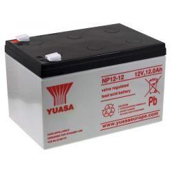 YUASA olověná baterie NP12-12 Vds originál