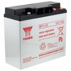 YUASA olověná baterie NP17-12I Vds originál