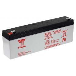 YUASA olověná baterie NP2.3-12 Vds originál