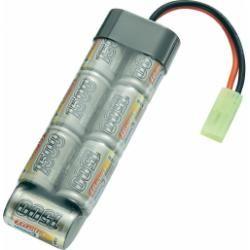 Akupack NiMH Conrad Energy 2/3 A, 8,4 V, 1500 mAh, Stick, Mini-Tamiya
