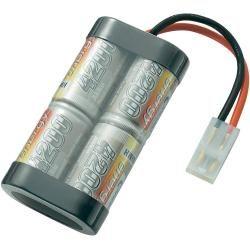 Akupack NiMH Conrad Energy Sub-C, 4,8 V, 4200 mAh, Tamiya