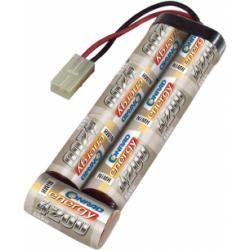 Akupack NiMH Conrad Energy Sub-C, 8,4 V, 4200 mAh, Tamiya