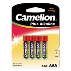 baterie Camelion Micro LR03 4ks balení originál