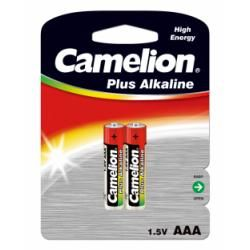 baterie Camelion Micro LR03 MN2400 HR03 Plus alkalická 2ks balení originál