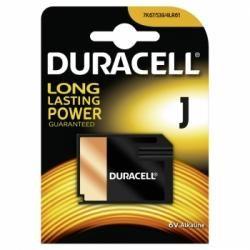 baterie Duracell Typ J 1ks balení originál