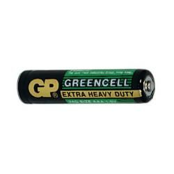 baterie GP AAA GreenCell 24G R03