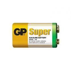 baterie GP Super alkalická 9V