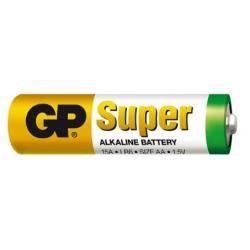 baterie GP Super Alkaline AA LR6 tužková