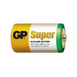 baterie GP Super Alkaline D R20 velké mono