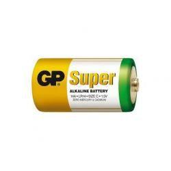 baterie GP Super Alkaline R14