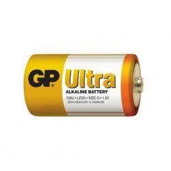 baterie GP Ultra Alkaline D R20 velké mono