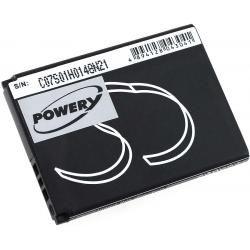 baterie pro Alcatel OT-708