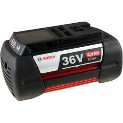 baterie pro Bosch vrtací kladivo GBH 36 V-Li 4000mAh originál
