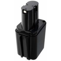 baterie pro Bosch vrtací šroubovák GSR 9,6V NiMH Knolle