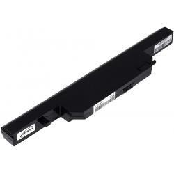 baterie pro Clevo W650/ Nexoc M512/ Typ W650BAT-6