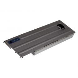 baterie pro Dell Latitude D630 11,1V/ 5200mAh šedá