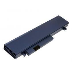 baterie pro DELL Latitude X300 modrá